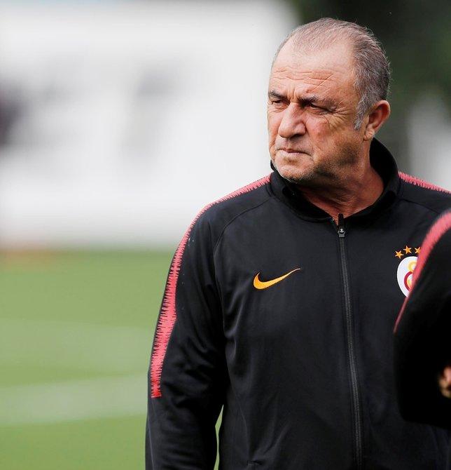 Galatasarayın Kayserispor 11i!