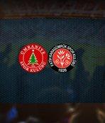 Ümraniyespor-Fatih Karagümrük maçı ne zaman? Saat kaçta? Hangi kanalda canlı yayınlanacak?