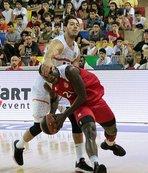 Banvit, Fransa temsilcisi Monaco'yu 83-60 yendi