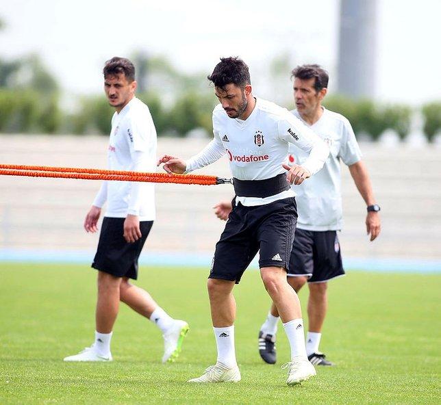 Beşiktaşlı Tolgay Arslan'dan Fenerbahçe'ye mesaj!