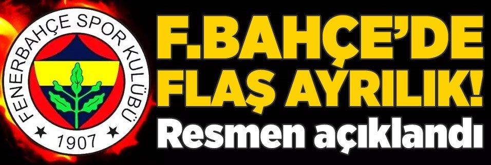 fenerbahcede flas ayrilik resmen aciklandi 1593508330963 - Fenerbahçe bombayı patlatıyor! Obradovic'in yerine...