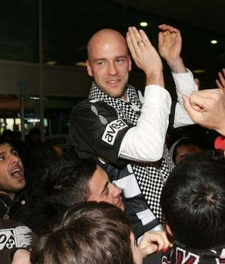 Fabian Ernst Beşiktaş'a geri dönüyor!