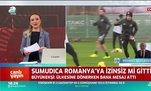 Sumudica Romanya'ya izinsiz mi gitti? Mehmet Büyükekşi açıkladı
