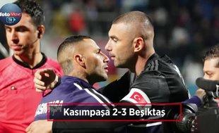 Kasımpaşa - Beşiktaş maçının hikayesi! | 08/12/2019