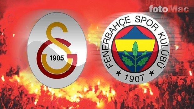 Galatasaray'a transfer şoku! Fenerbahçe...
