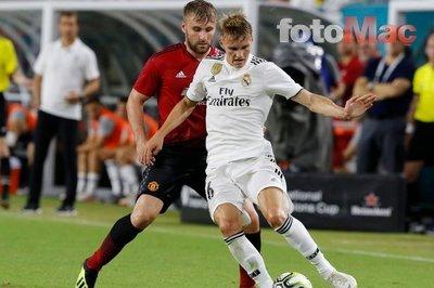 Guti Ödegaard için Real Madrid ile görüşecek!