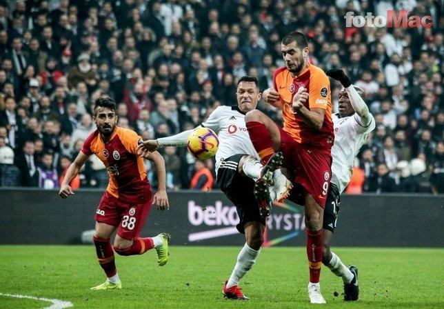Galatasaray - Beşiktaş derbilerinden ilginç notlar