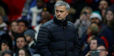 Jose Mourinho'nun acı günü