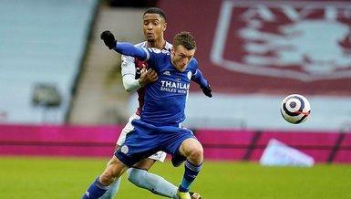 Aston Villa Leicester 1-2 (MAÇ SONUCU - ÖZET)