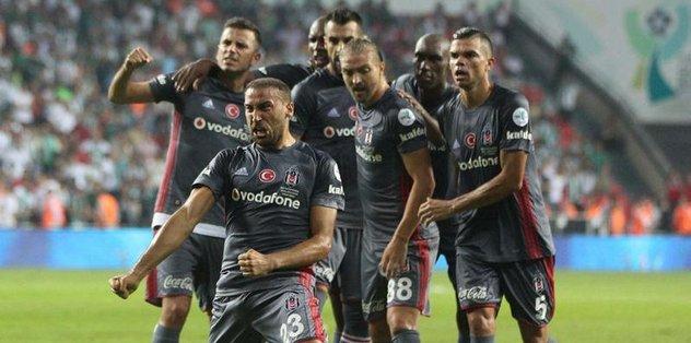 """Beşiktaş'ın lig tarihindeki """"en""""leri"""