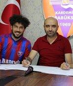 Kerim ve İlhan imzaladı