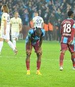 Trabzonspor - Fenerbahçe derbisinde penaltı!