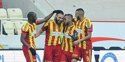 Yeni Malatyaspor seriye devam etmek istiyor
