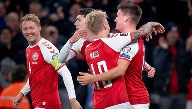 Danimarka Dünya Kupası'nı garantiledi | Danimarka - Avusturya: 1-0 (MAÇ SONUCU - ÖZET)