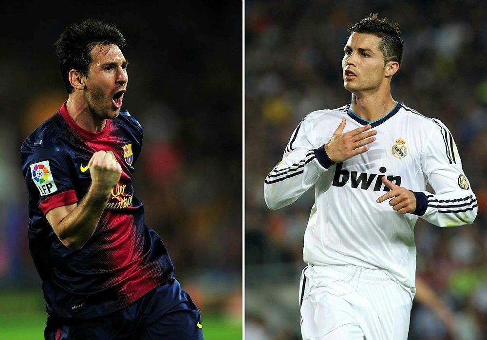 Cristano Ronaldonun kıramadığı Lionel Messi rekorları