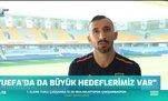"""""""Başakşehir'e geldiğim için çok mutluyum"""""""
