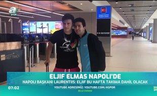 Eljif Elmas Napoli'de