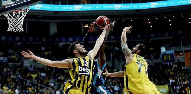 Fenerbahçe'nin THY Avrupa Ligi'nde rakibi Barcelona
