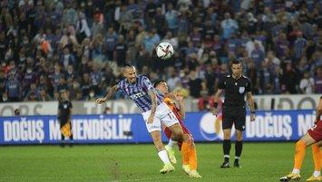 Trabzonspor'dan derbi hakemlerine sert tepki!