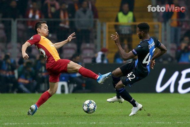 Club Brugge'ün yıldızı Mata'dan Galatasaray itirafı!
