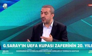 Galatasaray'ın UEFA Kupası zaferinin 20. yılı