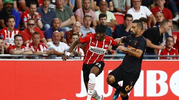 Maç sonucu | PSV 5-1 Galatasaray | ÖZET