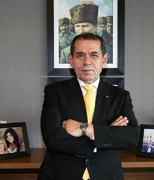 Dursun Özbek: G.Saray için uçaklar inmeye devam edecek!
