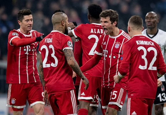 İşte Avrupa'nın en iyi performans gösteren takımları!