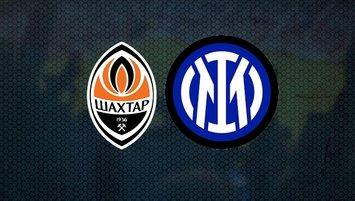Shakhtar Donetsk - Inter maçı ne zaman? Saat kaçta?