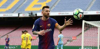 Biyonik adam Messi