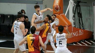 Beşiktaş Galatasaray: 82-64 (MAÇ SONUCU - ÖZET) | ING Basketbol Süper Ligi