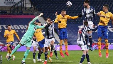 West Bromwich-Everton: 0-1 (MAÇ SONUCU-ÖZET)