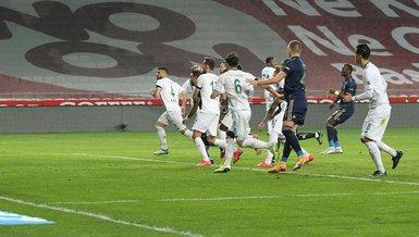 Son dakika spor haberleri: Konyaspor'un Fenerbahçe'ye attığı gole ofsayt engeli