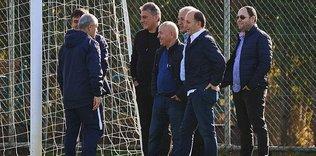 Trabzonspor'a başkan morali