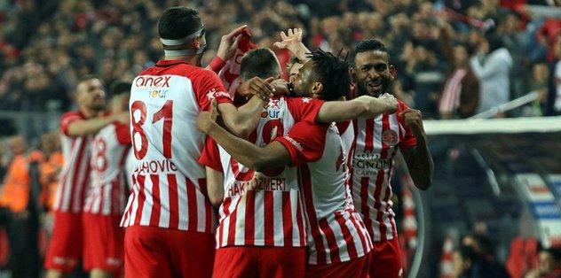 Antalyaspor 3-1 Kasımpaşa | MAÇ SONUCU