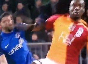"""Rıdvan Dilmen: """"Diagne'nin pozisyonu kırmızı kart"""""""