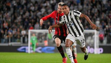 Juventus - Milan: 1-1 (MAÇ SONUCU - ÖZET)