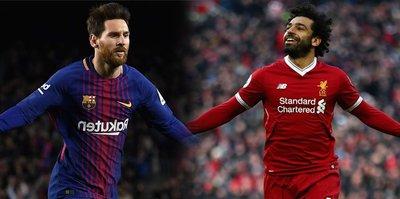 """Salah ve Messi'nin """"Altın Ayakkabı"""" yarışı"""