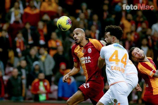 Galatasaray'da Nzonzi ile yollar ayrıldı! İşte yeni takımı