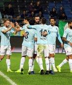 Medipol Başakşehir Rizespor maçı hazırlıklarını sürdürdü
