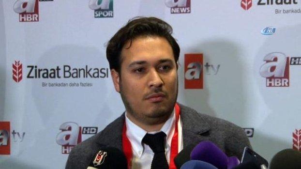 Son dakika: Beşiktaş'ta Ali Naibi görevinden istifa etti #