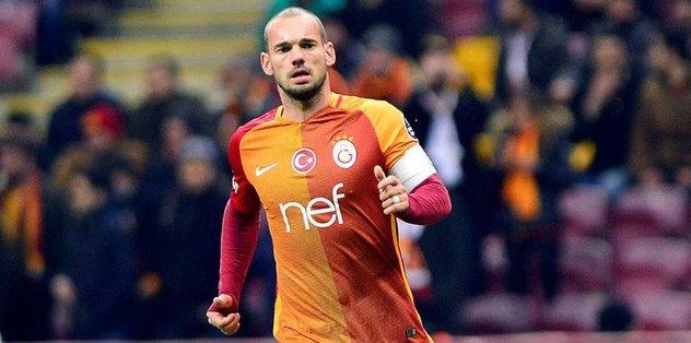 Sneijder'le yollar ayrılabilir