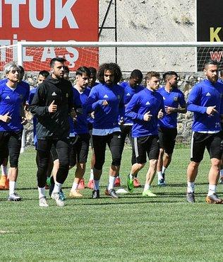 Evkur Yeni Malatyaspor'da futbolcular idmanı boykot etti