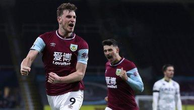 Burnley-Aston Villa: 3-2 (MAÇ SONUCU-ÖZET)