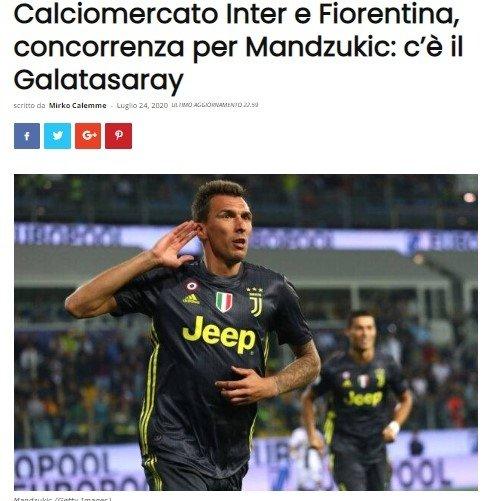 savas basliyor mandzukic transferi icin inter ve fiorentinaya inat galatasaray 1595662181081 - Savaş başlıyor! Mandzukic transferi için Inter ve Fiorentina'ya inat Galatasaray...