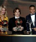 Modric Ronaldo-Messi hegemonyasını yıktı