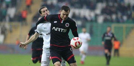 Bursaspor'un nefesi yetmedi!