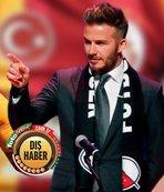 David Beckham'ın yanına gidiyor mu? Kolombiya'dan açıklama!