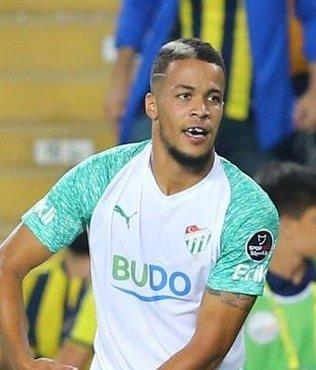 Bursasporlu Ekong, Udinese'de