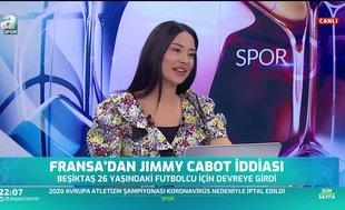 Beşiktaş için Jimmy Cabot İddiası